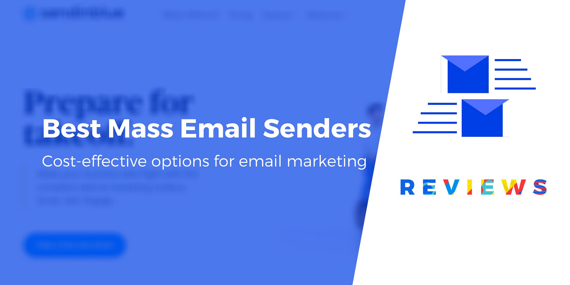 5 Best Mass Email Senders For Bulk Email Blasts 2020