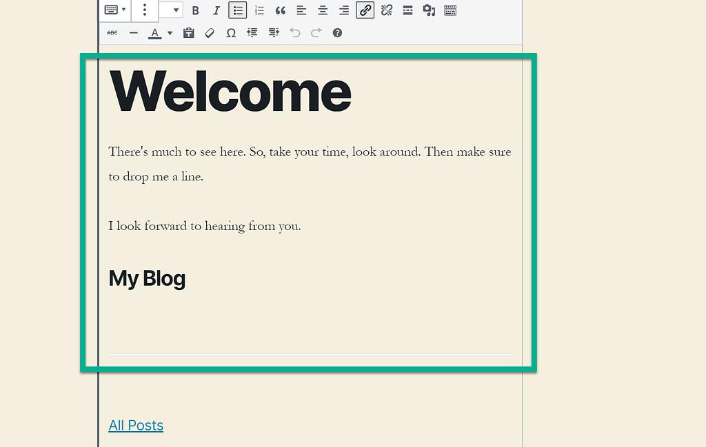junk - GoDaddy Website Builder to WordPress