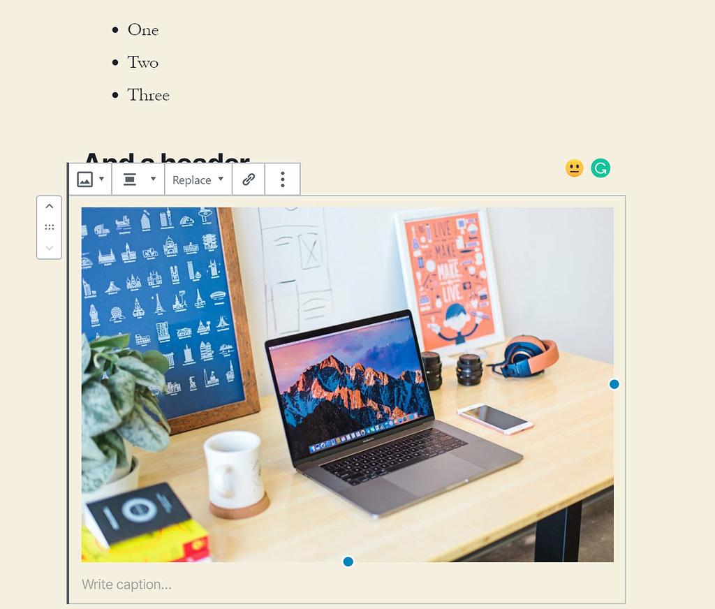 upload image - GoDaddy Website Builder to WordPress