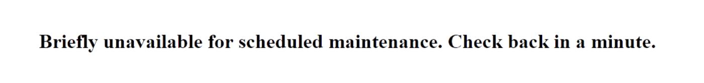 El modo de mantenimiento programado que no desaparece puede ser uno de los errores de WordPress más fáciles de resolver.