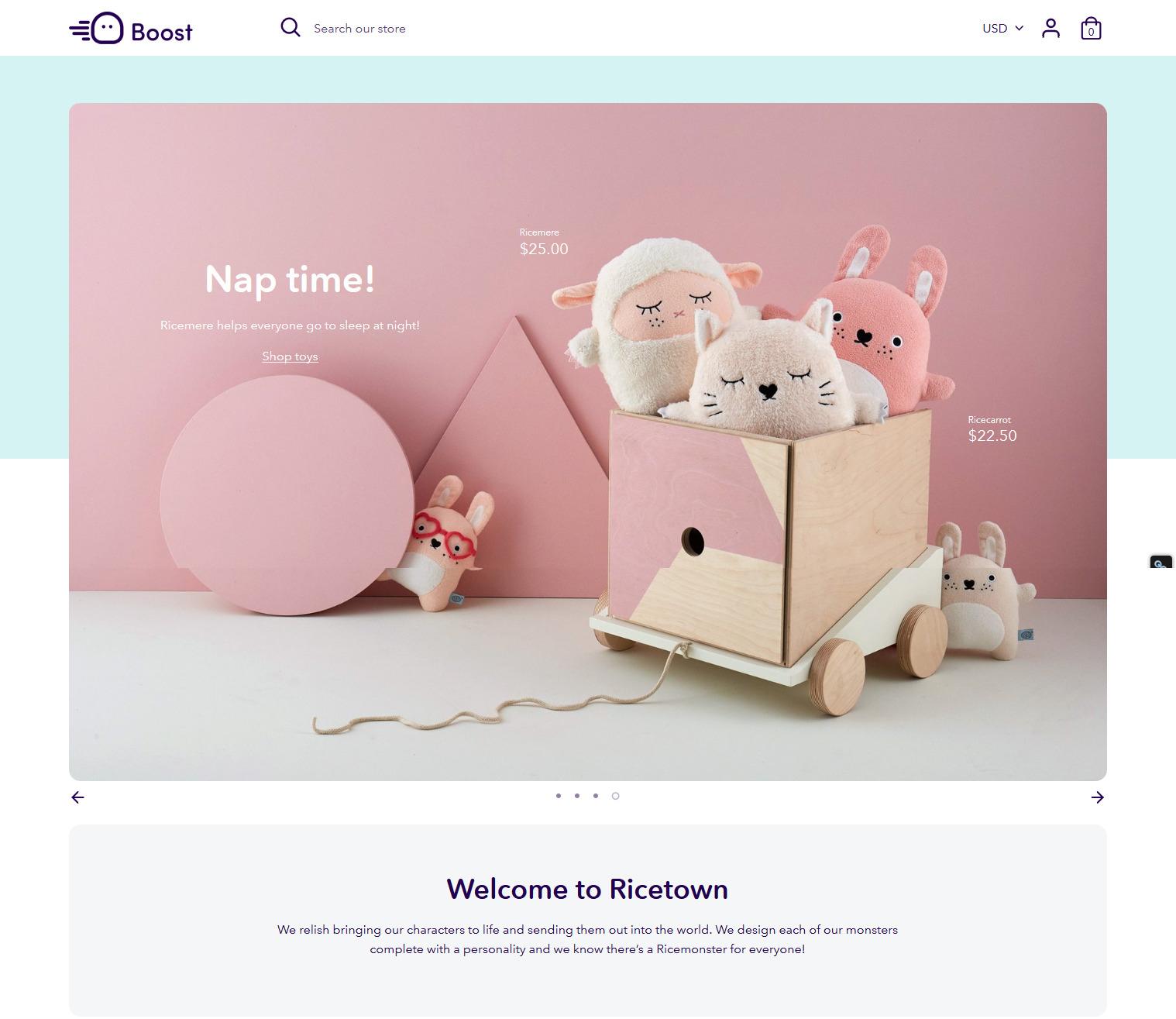 Boost Shopify theme