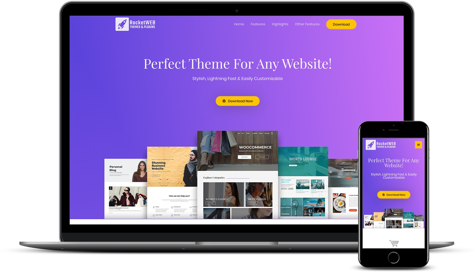 Astra is one of the fastest WordPress themes on desktop and mobile