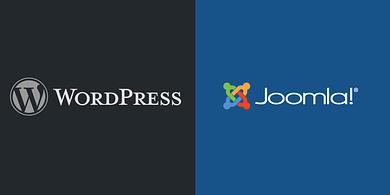 WordPressvsJoomla
