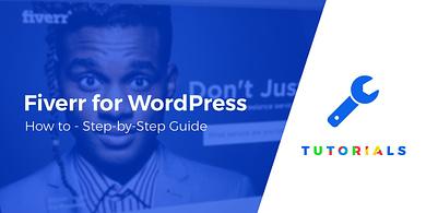 Fiverr for WordPress