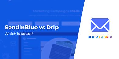 SendinBlue vs Drip
