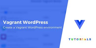 Vagrant WordPress