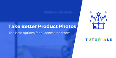 Take better product photos