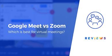 Zoom vs Google Meet