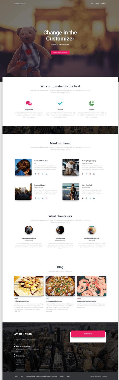 hestia homepage