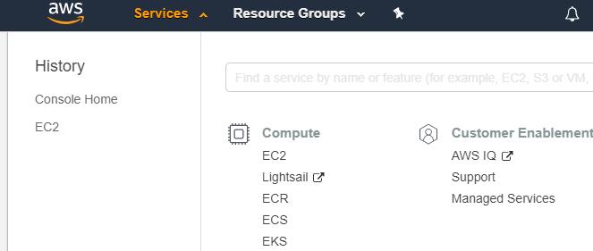Accessing your EC2 instances.