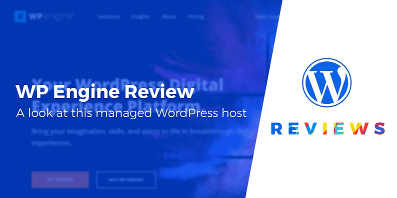 wp engine review for wordpress