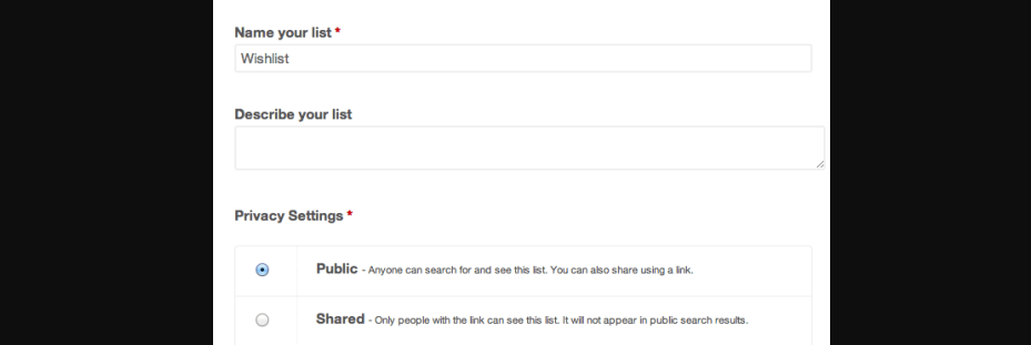The WooCommerce Wishlists plugin.