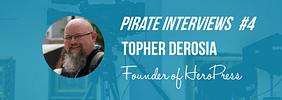 Topher DeRosia Interview – The Founder of HeroPress … His Side of the Story