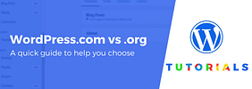 WordPress.com vs WordPress.org: Key Differences and Which One You Should Use