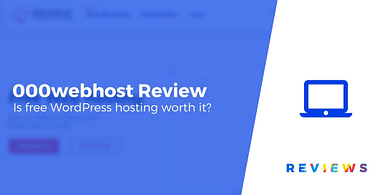 000webhost Review for WordPress