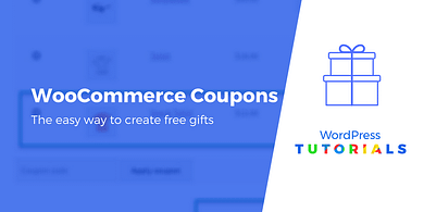 Free gift coupons with WooCommerce