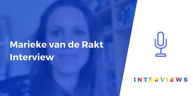 Marieke van de Rakt Interview