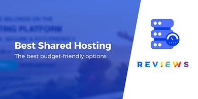 Best Shared hosting options