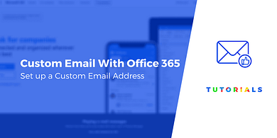 Custom Email Address With Office 365