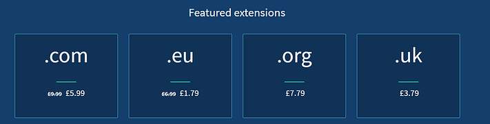 OVH Pricing