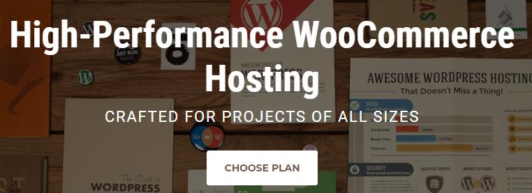 SiteGround's WooCommerce hosting plans