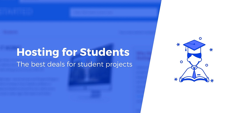 Web hosting for students