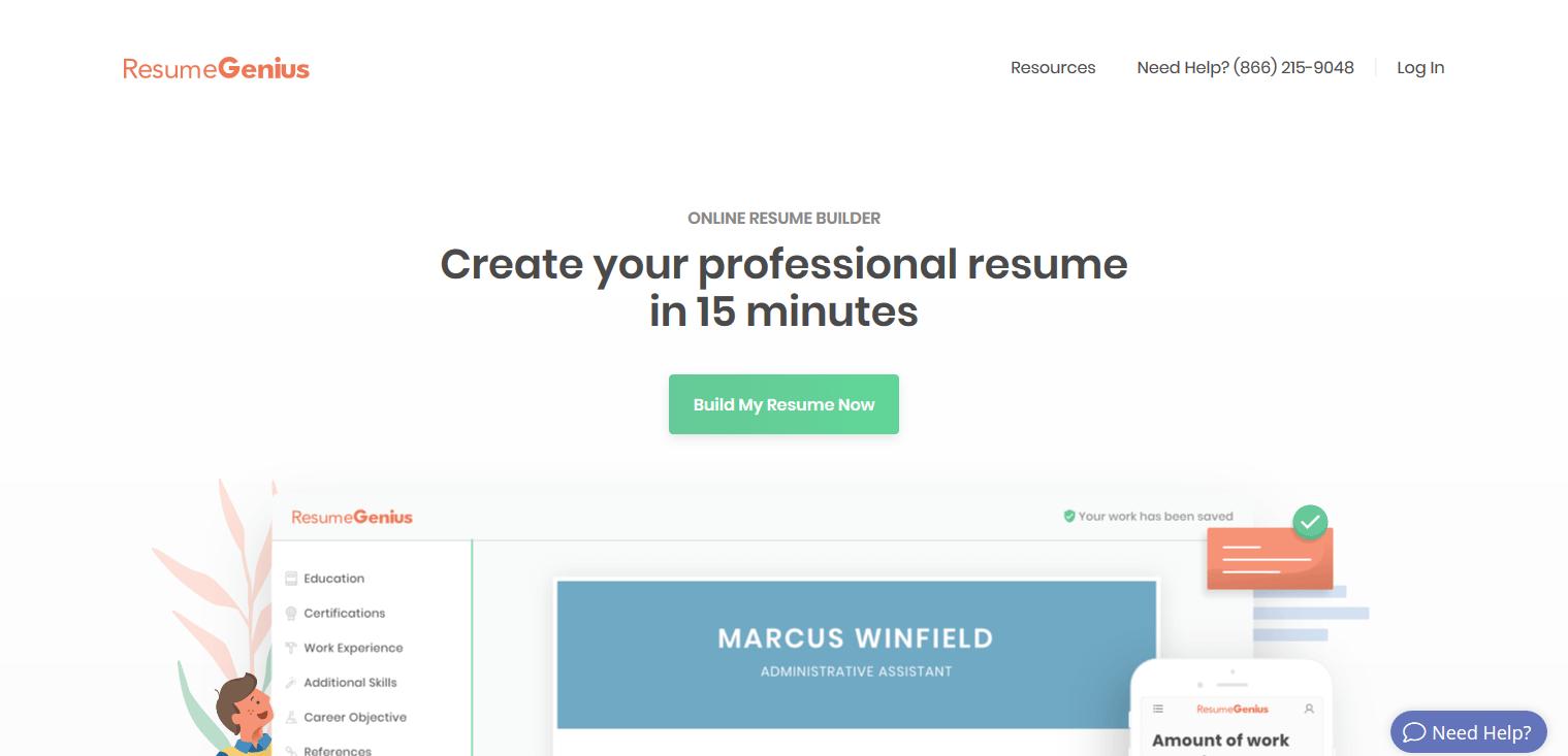 5 Best Resume Builder Tools To Help You Get Your Next Job