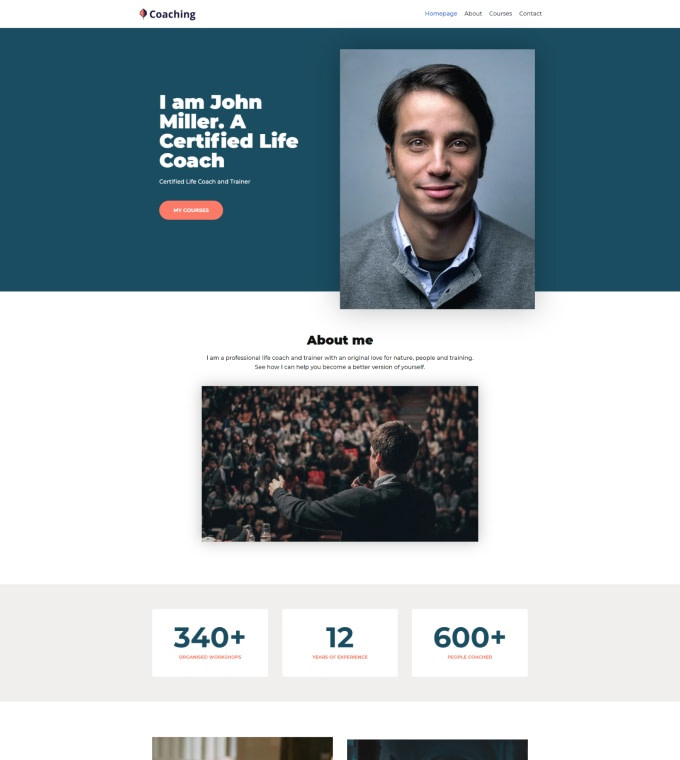 Life Coach Featured Image