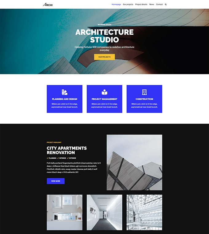 Architecture Featured Image