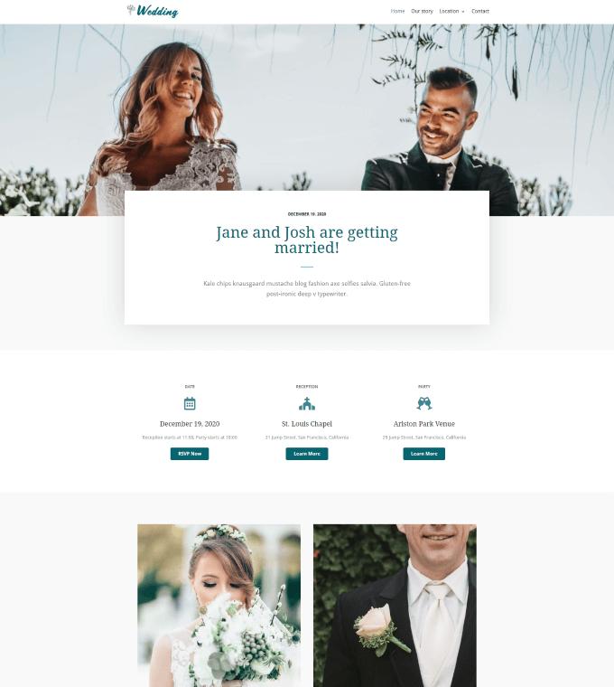 Wedding Featured Image