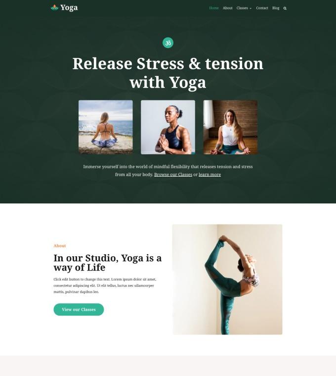 Yoga Studio Featured Image