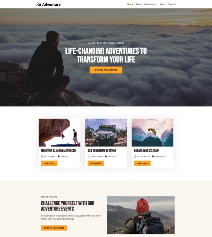 Adventure Featured Image