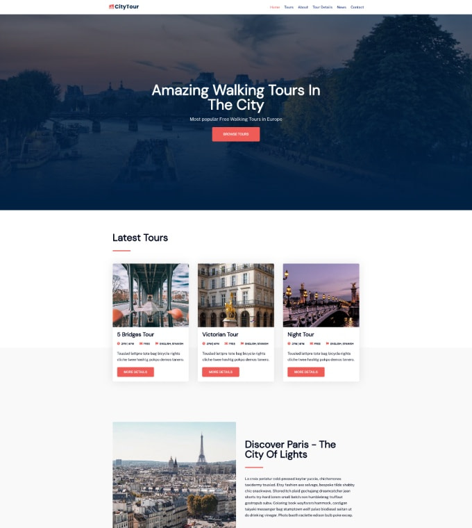City Tours Featured Image