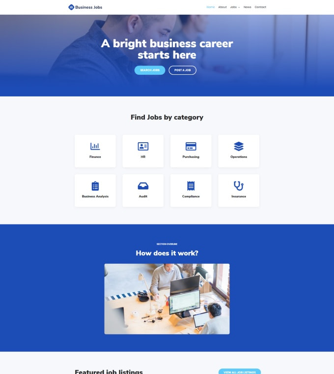 Job Listing Featured Image
