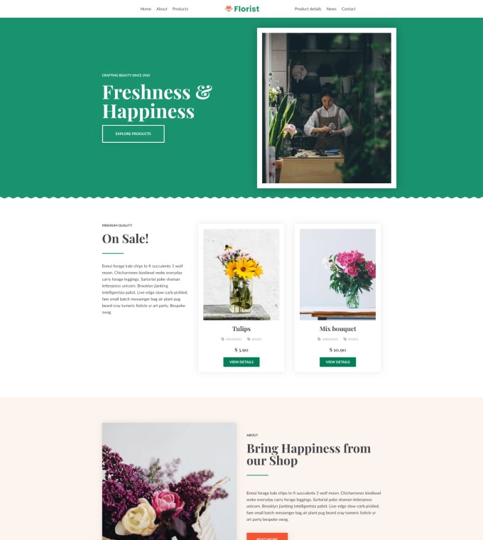 Florist Featured Image