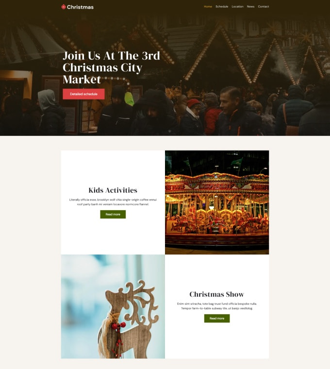 Christmas Market Featured Image