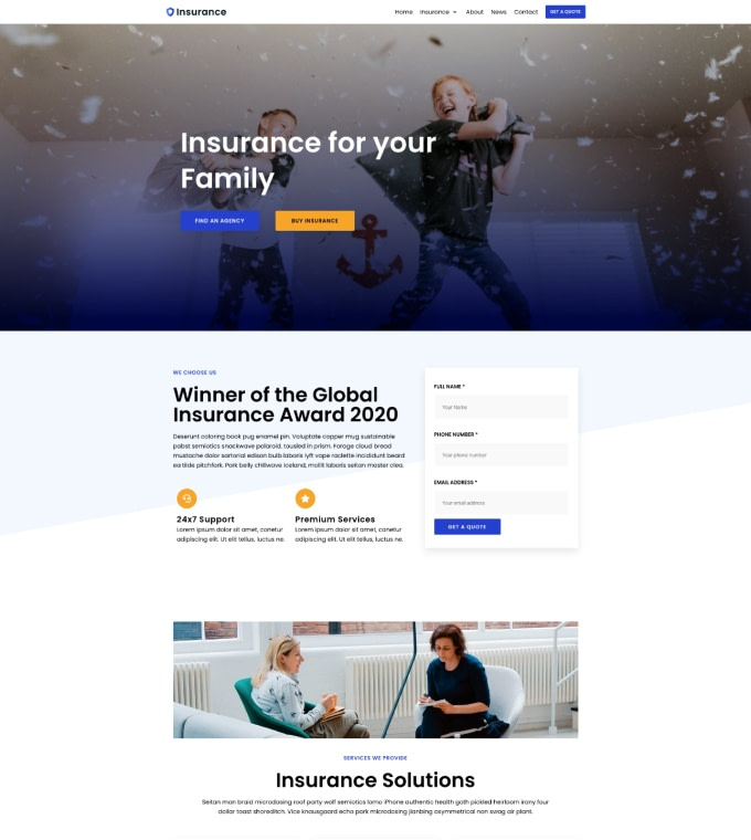 Insurance Featured Image