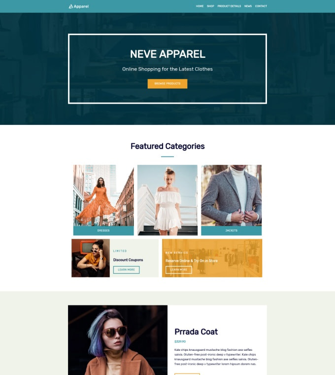 Apparel Featured Image