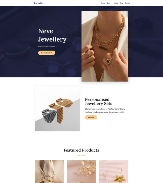 Jewellery Shop 2 Featured Image