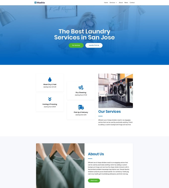 Laundry Services Featured Image
