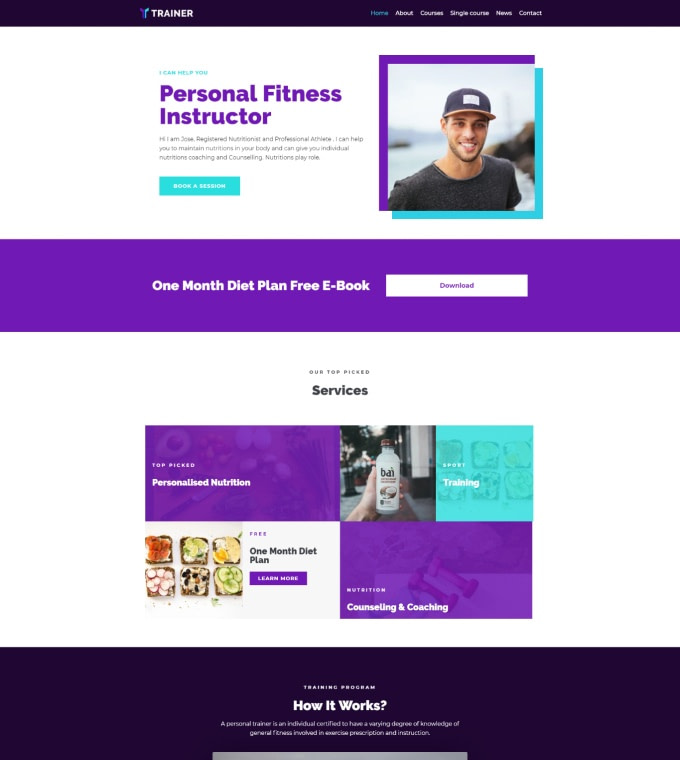 Personal Trainer Featured Image