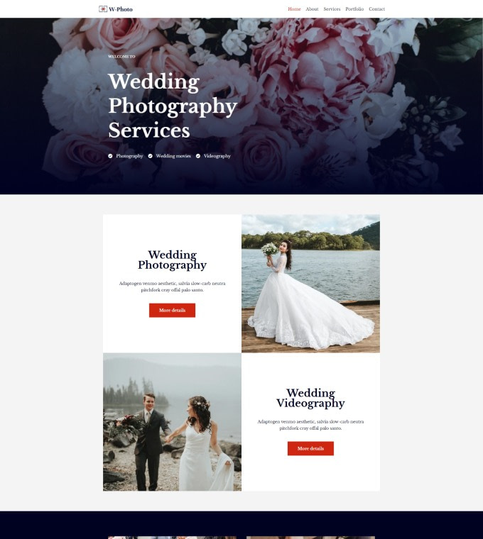 Wedding Photography Featured Image