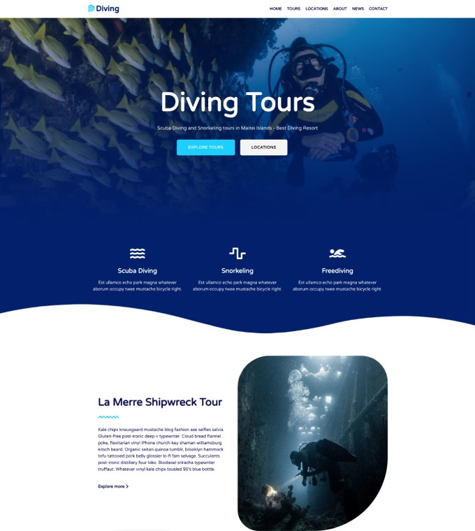 Scuba Diving Featured Image