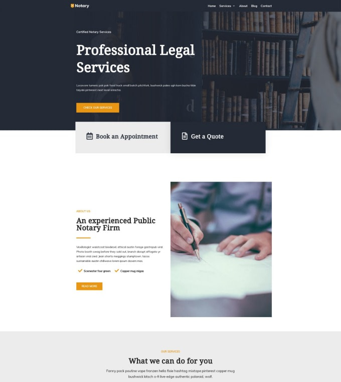 Public Notary Featured Image