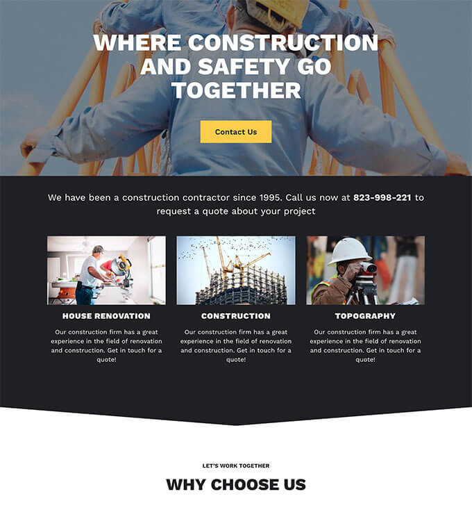Constructions Featured Image