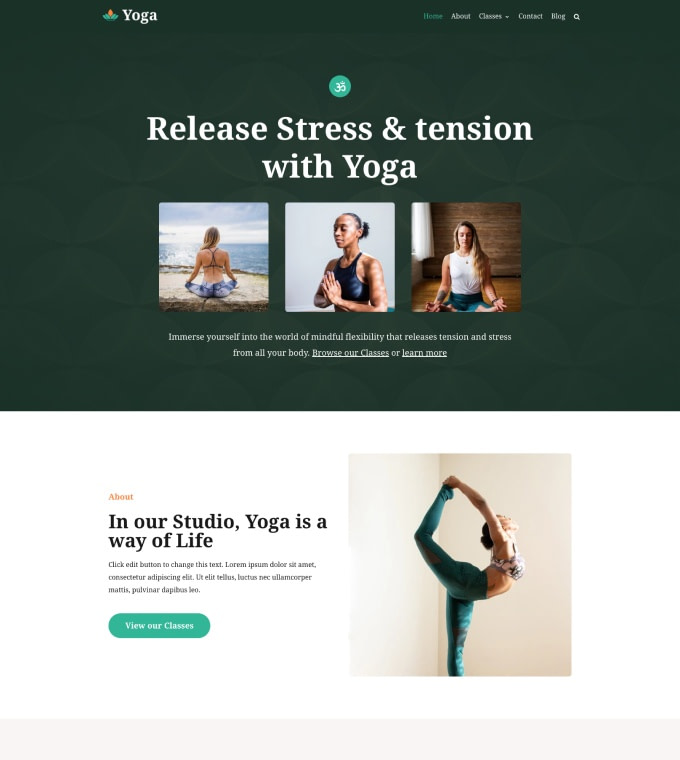 Yoga Studio Featured Image