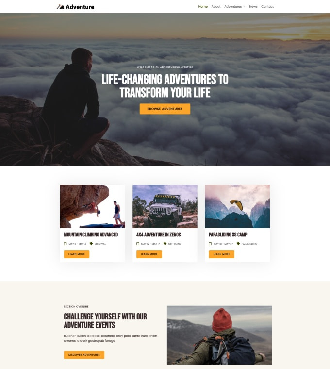 Adventure Featured Image