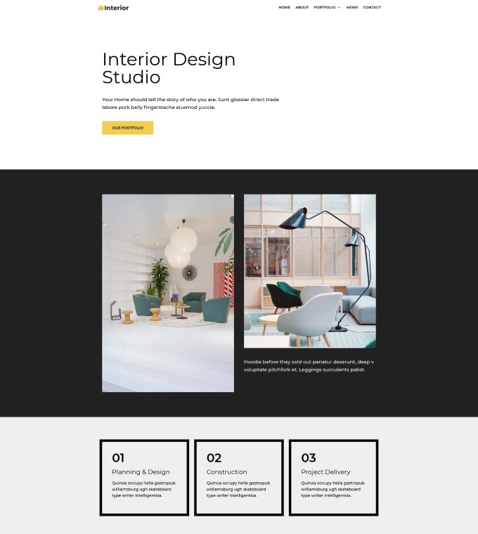 Interior Design Featured Image