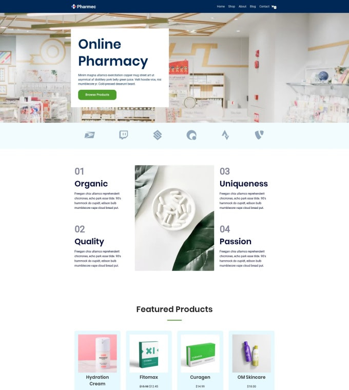 Pharmacy Featured Image