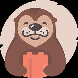 Otter Blocks icon for the popular Blocks plugin